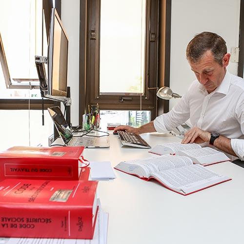 Cabinet d'avocats Juricial Toulouse droit de la sécurité sociale